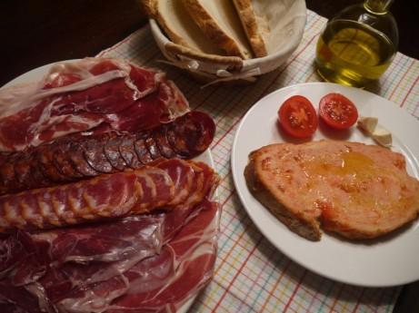Jamón-Joselito-con-pan-con-tomate