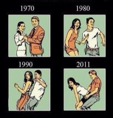La-evolución-del-baile