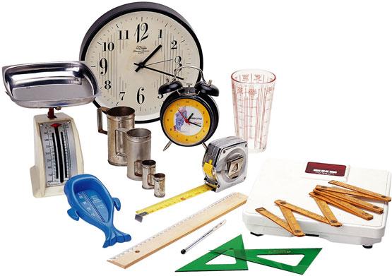 Unidades de medición en USA