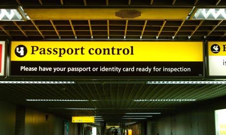 Proceso de entrada (II): llegada al aeropuerto (1/4)