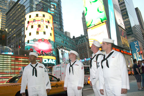 Fleet Week New York 2011